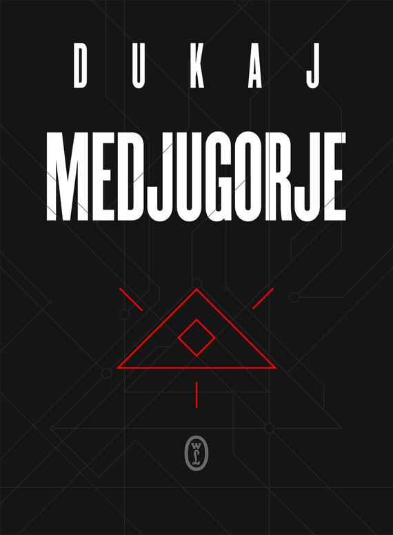 okładka Medjugorjeebook | epub, mobi | Jacek Dukaj
