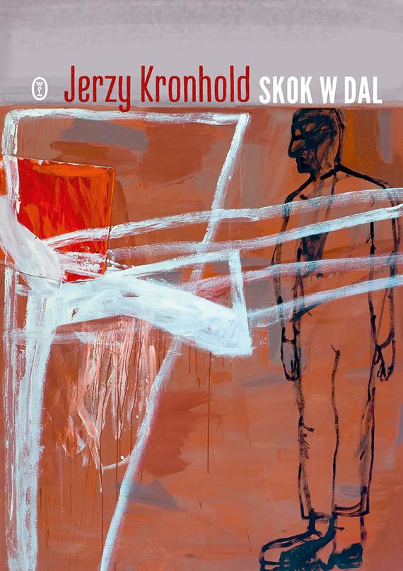 okładka Skok w dal, Ebook | Jerzy Kronhold