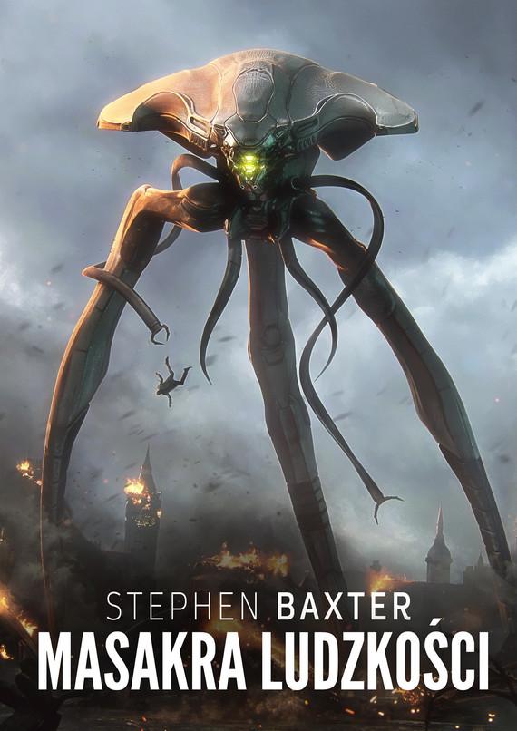 okładka Masakra ludzkościebook | epub, mobi | Stephen Baxter