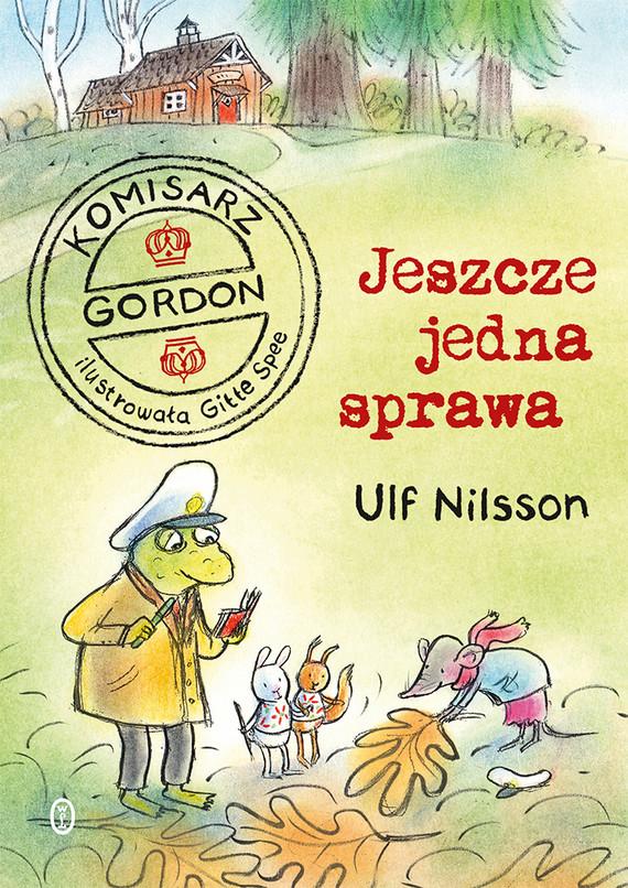 okładka Komisarz Gordon. Jeszcze jedna sprawa, Ebook | Ulf Nilsson