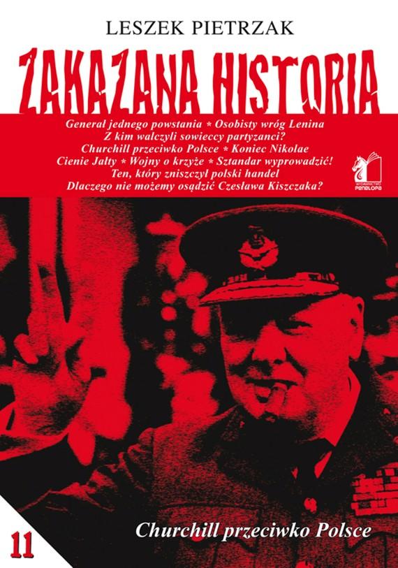 okładka Zakazana historia 11, Ebook | Leszek  Pietrzak