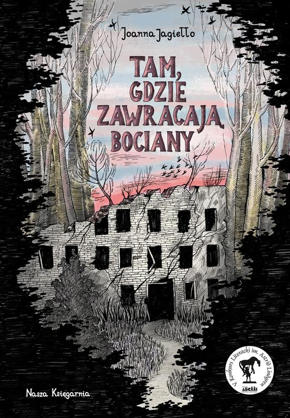 okładka Tam, gdzie zawracają bocianyebook | epub, mobi | Joanna Jagiełło