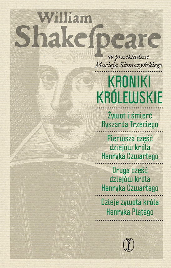 okładka Kroniki królewskieebook | epub, mobi | William Shakespeare