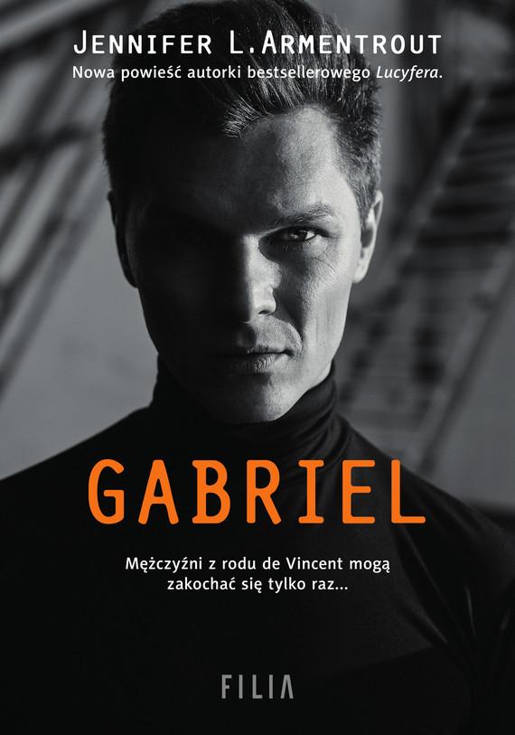 okładka Gabrielebook | epub, mobi | Jennifer L. Armentrout