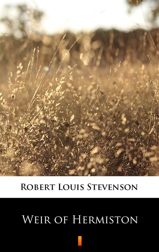 okładka Weir of Hermistonebook | epub, mobi | Robert Louis Stevenson