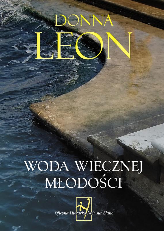 okładka Woda wiecznej młodości, Ebook | Donna Leon