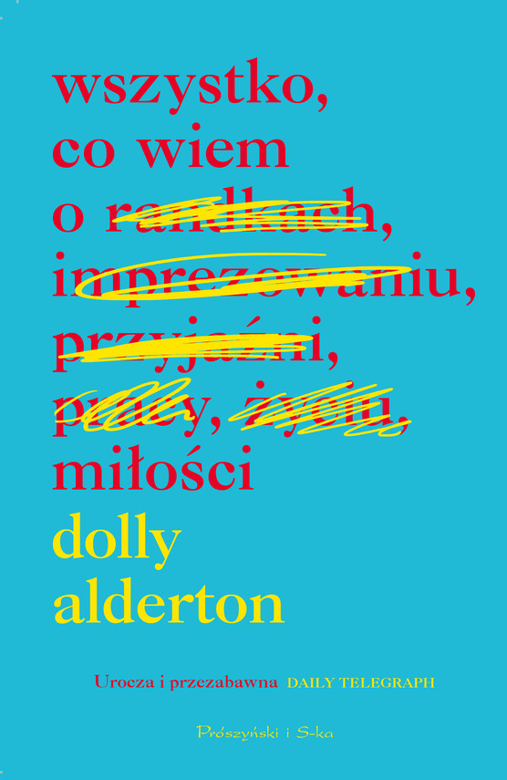 okładka Wszystko, co wiem o miłościebook | epub, mobi | Alderton Dolly
