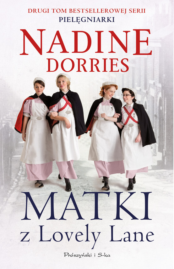 okładka Matki z Lovely Lane, Ebook | Nadine Dorries