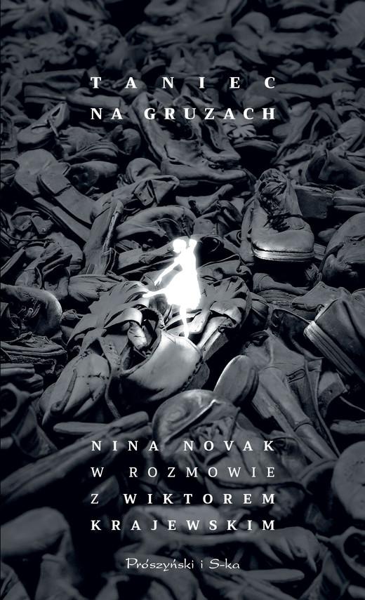 okładka Taniec na gruzach. Nina Novak w rozmowie z Wiktorem Krajewskim, Ebook | Wiktor Krajewski, Nina Novak