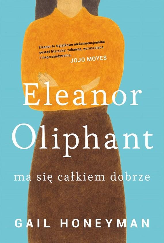 okładka Eleanor Oliphant ma się całkiem dobrzeebook   epub, mobi   Gail Honeyman