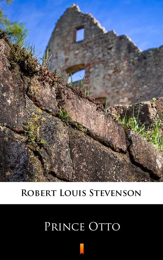 okładka Prince Ottoebook | epub, mobi | Robert Louis Stevenson