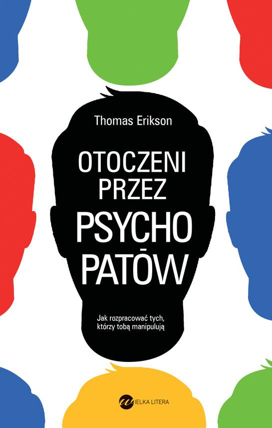 okładka Otoczeni przez psychopatów, Ebook | Thomas Erikson