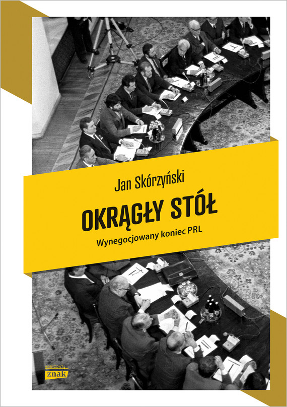 okładka Okrągły stół, Ebook | Jan Skórzyński