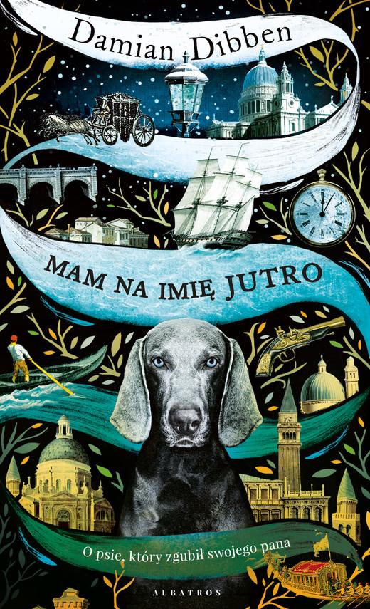 okładka MAM NA IMIĘ JUTRO, Ebook   Damian Dibben