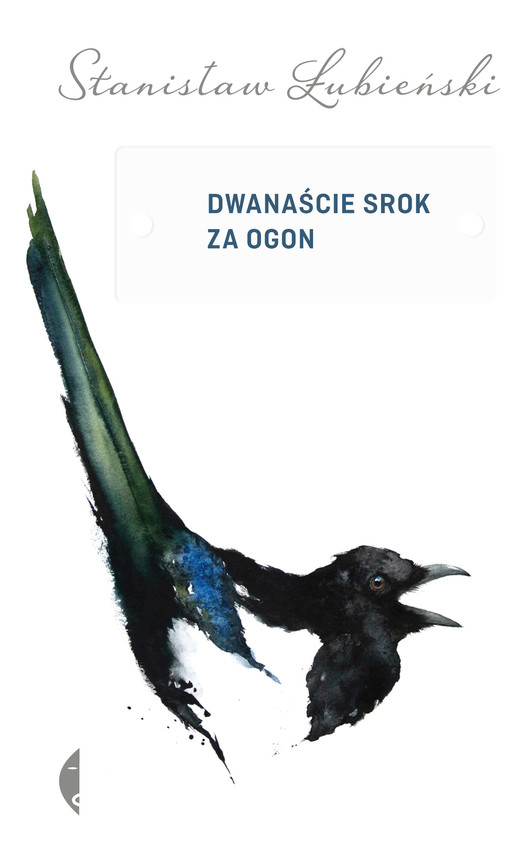 okładka Dwanaście srok za ogon, Ebook | Stanisław Łubieński