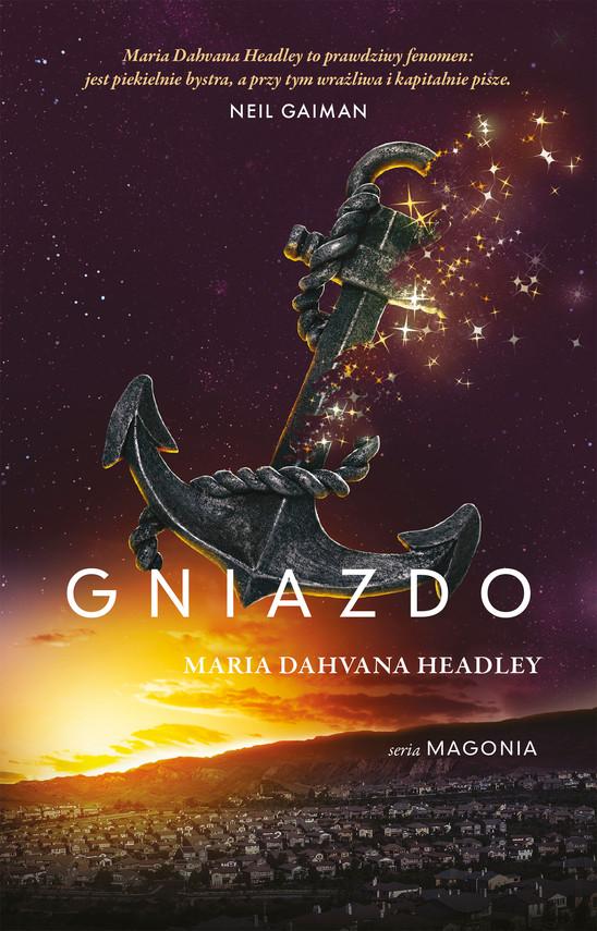 okładka Gniazdo, Ebook | Maria Dahvana Headley