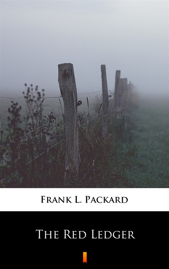 okładka The Red Ledgerebook | epub, mobi | Frank L. Packard