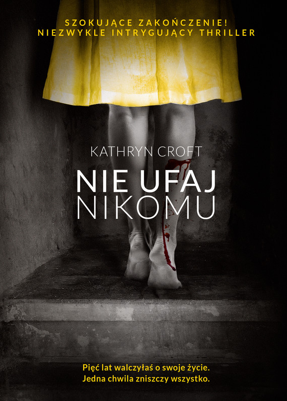 okładka Nie ufaj nikomu, Ebook | Kathryn Croft