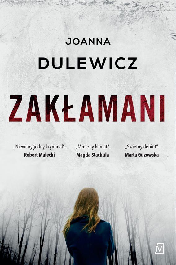 okładka Zakłamani, Ebook   Joanna Dulewicz