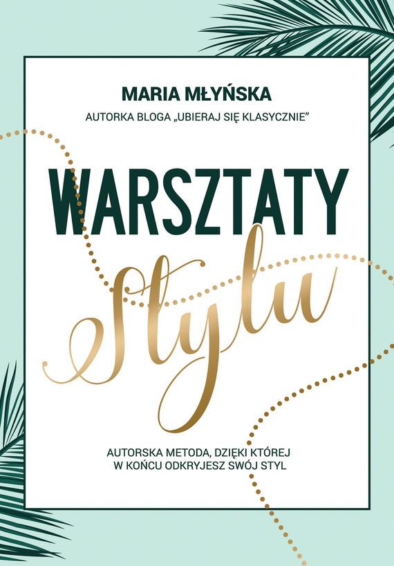 okładka Warsztaty styluebook | epub, mobi | Maria Młyńska