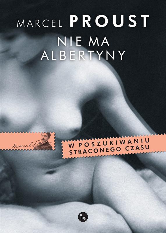okładka Nie ma Albertynyebook | epub, mobi | Marcel Proust