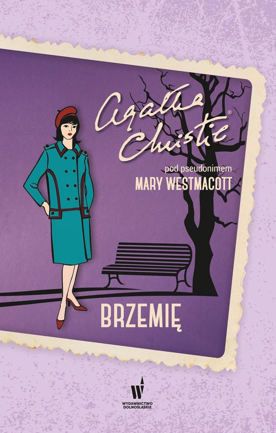okładka Brzemięebook | epub, mobi | Agatha Christie, Mary Westmacott