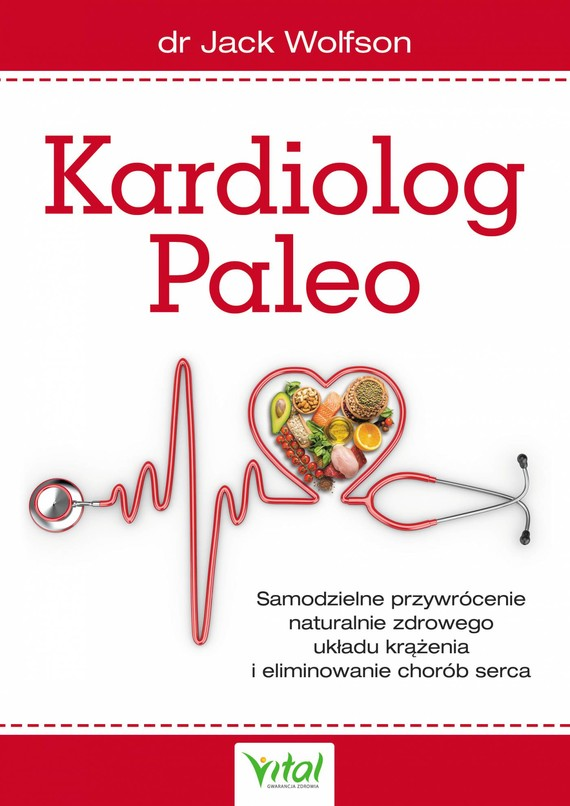 okładka Kardiolog Paleo, Ebook   Wolfson Jack