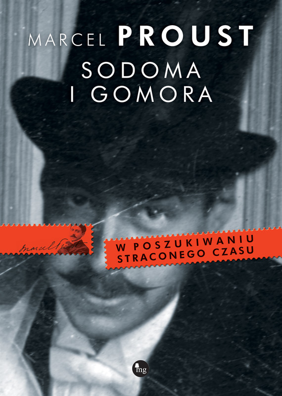 okładka Sodoma i Gomoraebook | epub, mobi | Marcel Proust