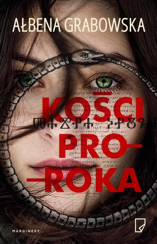 okładka Kości prorokaebook   epub, mobi   Ałbena Grabowska