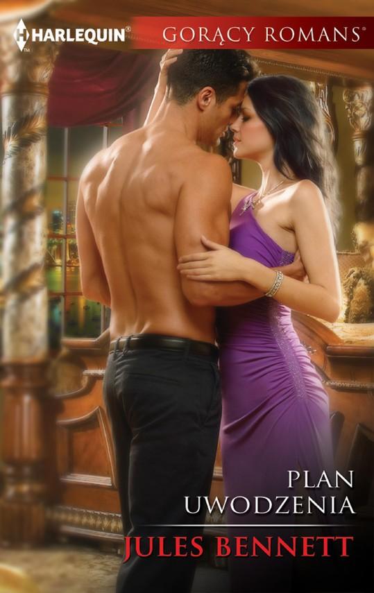 okładka Plan uwodzenia, Ebook   Jules Bennett