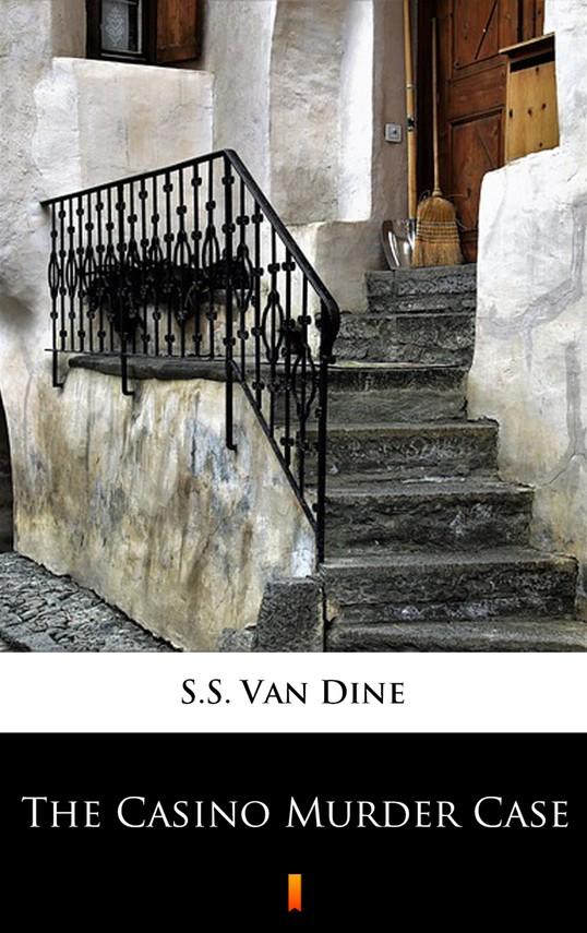 okładka The Casino Murder Caseebook | epub, mobi | S.S. Van Dine