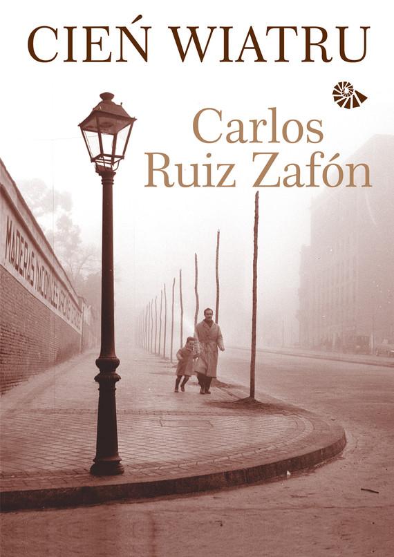 okładka Cień wiatru, Ebook | Carlos Ruiz Zafon