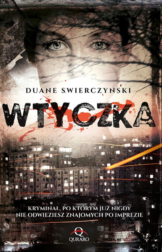 okładka Wtyczkaebook   epub, mobi   Duane Swierczynski