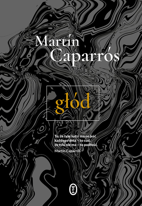 okładka Głódebook | epub, mobi | Martín Caparrós