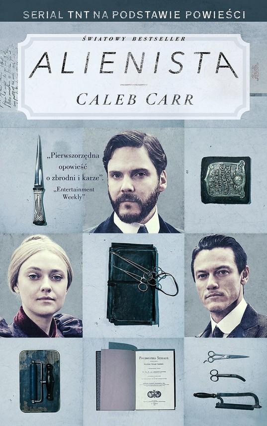 okładka Alienistaebook | epub, mobi | Caleb Carr