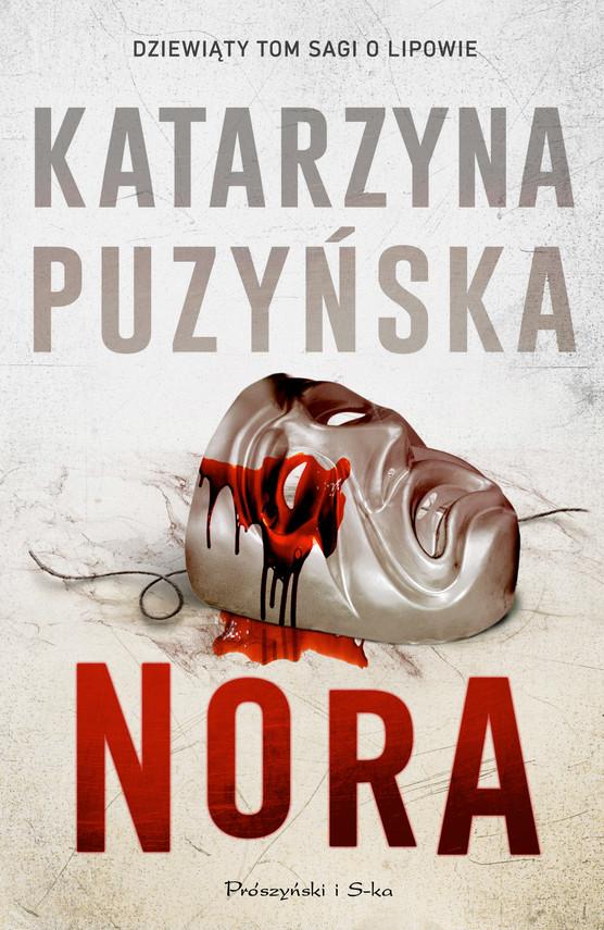 okładka Nora, Ebook   Katarzyna Puzyńska