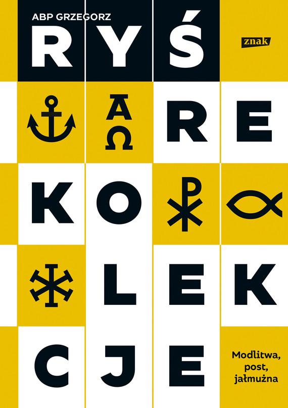 okładka Rekolekcjeebook | epub, mobi | Grzegorz Ryś