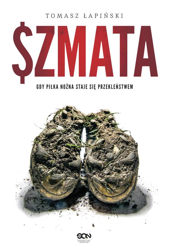 okładka Szmataebook | epub, mobi | Tomasz  Łapiński