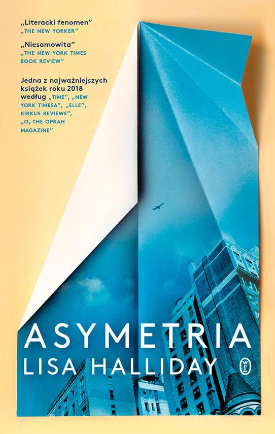 okładka Asymetriaebook | epub, mobi | Lisa Halliday