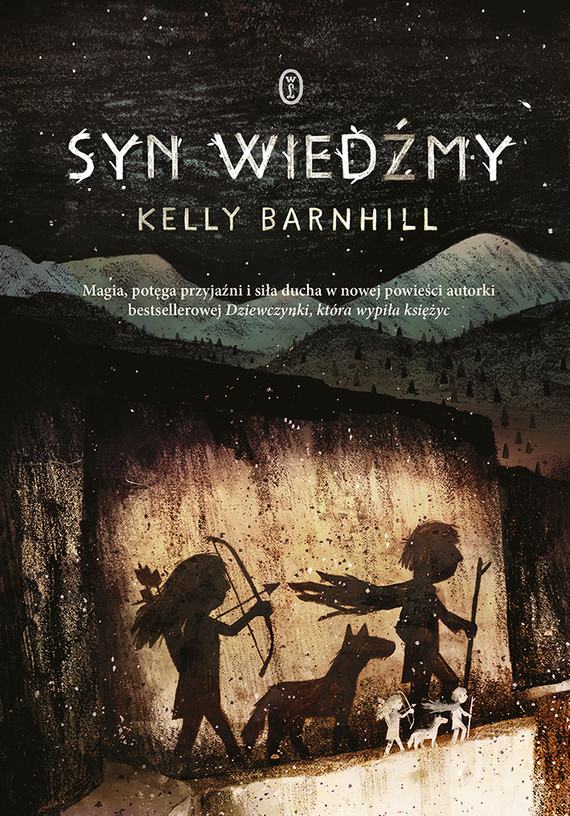 okładka Syn wiedźmyebook | epub, mobi | Kelly Barnhill
