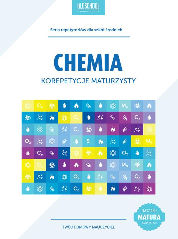 okładka Chemia. Korepetycje maturzysty. eBookebook | pdf | Maria Urbańczyk