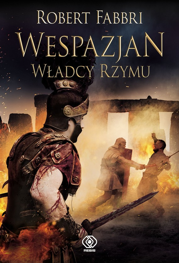 okładka Wespazjan (#5). Wespazjan. Władcy Rzymuebook | epub, mobi | Robert Fabbri