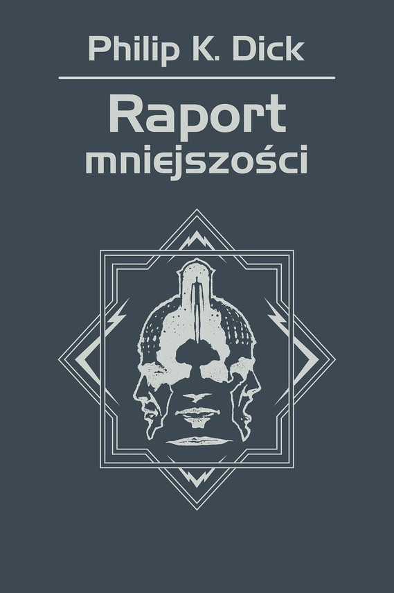 okładka Raport mniejszościebook | epub, mobi | Philip K. Dick