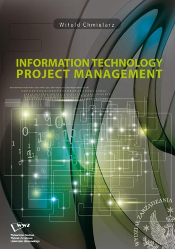okładka Information technology project managementebook | pdf | Witold  Chmielarz