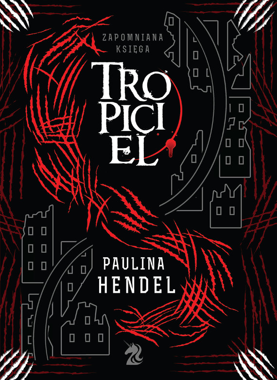 okładka Tropicielebook | epub, mobi | Paulina Hendel