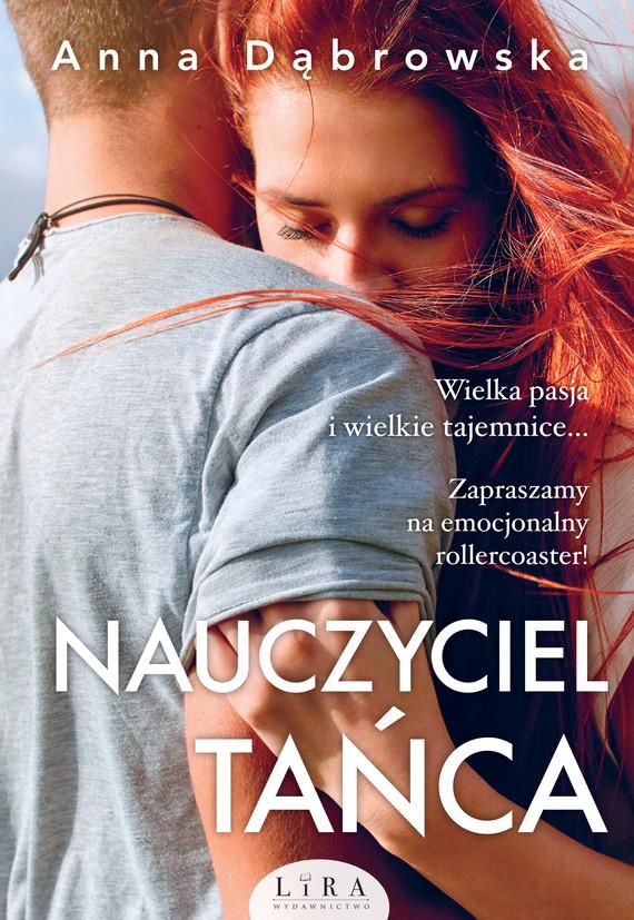 okładka Nauczyciel tańcaebook | epub, mobi | Anna Dąbrowska