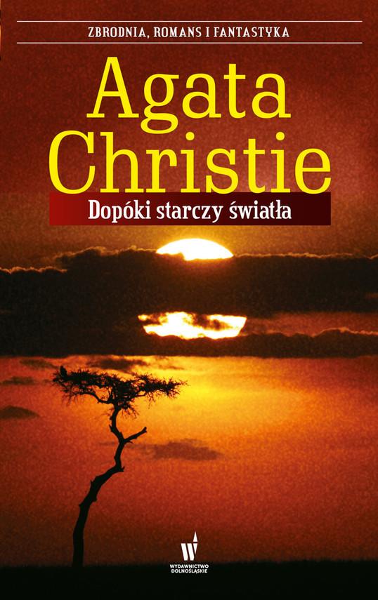 okładka Dopóki starczy światłaebook   epub, mobi   Agata Christie