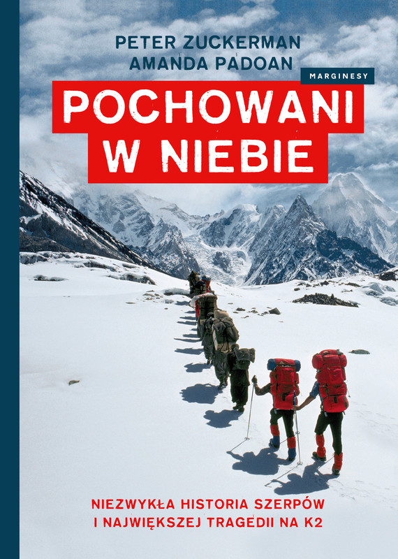 okładka Pochowani w niebieebook | epub, mobi | Peter Zuckerman, Amanda Padoan