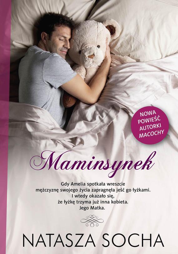 okładka Maminsynekebook | epub, mobi | Natasza  Socha