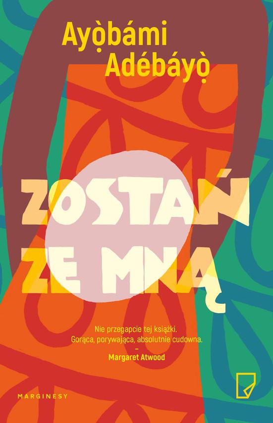okładka Zostań ze mną, Ebook | Ayọ̀bámi  Adébáyọ̀